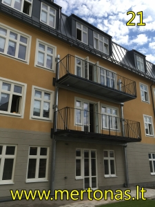 Balkonas 21